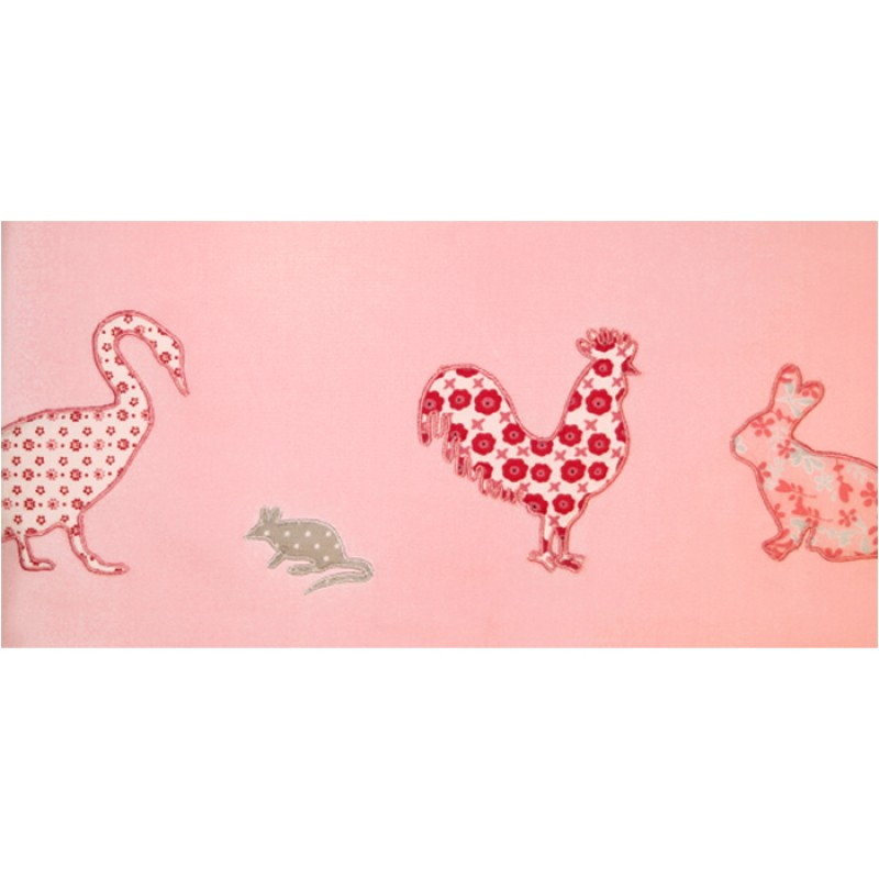 Chicken and friends